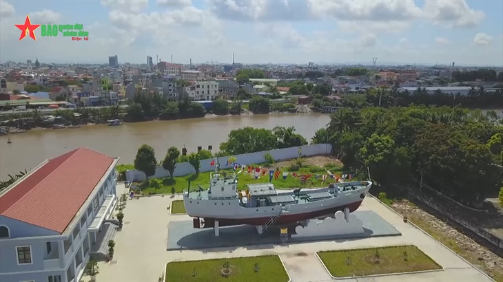 HQ-671 - Tàu Hải quân duy nhất được công nhận là Bảo vật quốc gia có gì đặc biệt ?