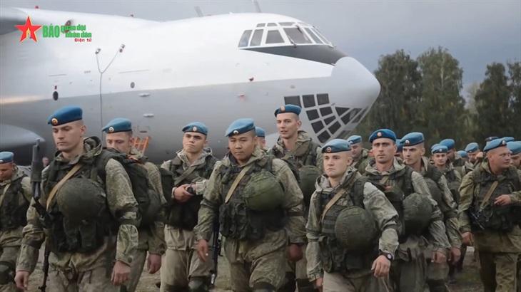 Bộ trưởng Quốc phòng Nga Sergei Shoigu nói gì về sức mạnh quân đội Nga?