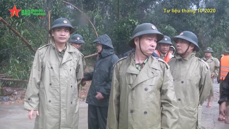 Quân khu 4 tri ân tưởng nhớ 13 liệt sĩ hy sinh tại khu vực Rào Trăng 3