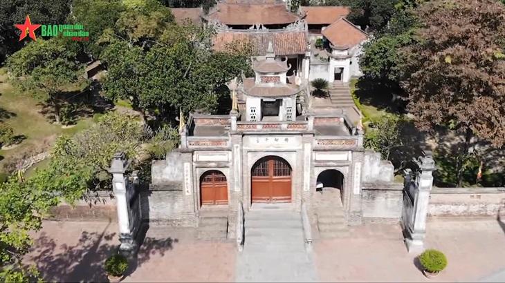 Thành Cổ Loa - Di tích quân sự 2400 năm tuổi của thủ đô Hà Nội