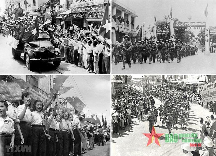 Ngày này năm xưa 16-10-1954: Bác mong muốn Thủ đô làm gương mẫu, đầu tàu cho cả nước