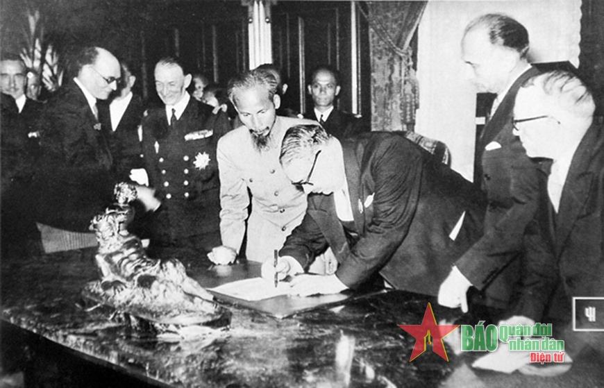Ngày này năm xưa 22-10-1946: Tư tưởng Hồ Chí Minh về đoàn kết quốc tế