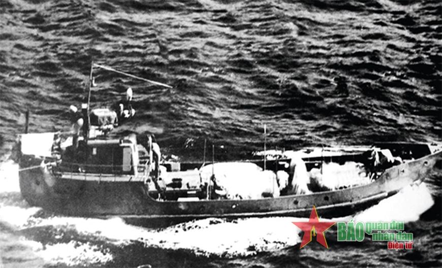 Ngày này năm xưa: Vì sao 23-10-1961 trở thành ngày mở Đường Hồ Chí Minh trên biển?