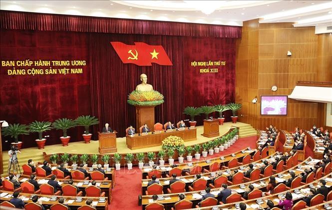 Bản tin 35 Online: Chuyển động từ Hội nghị Trung ương 4 khóa XIII: Tiếp tục siết chặt kỷ luật, kỷ cương, làm trong sạch Đảng