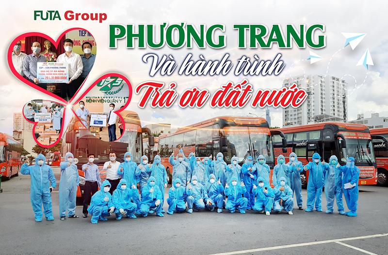 Phương Trang và hành trình trả ơn đất nước