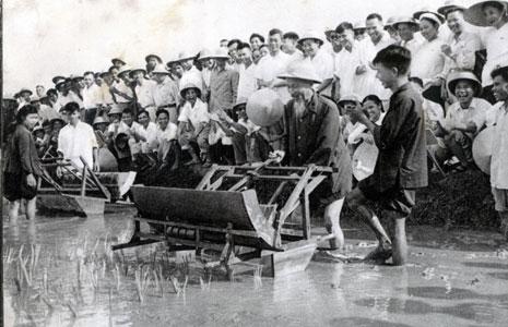"""Ngày này năm xưa 14-9-1959: Bác Hồ căn dặn """"Tổ quốc, đất, nước và nhân dân"""""""