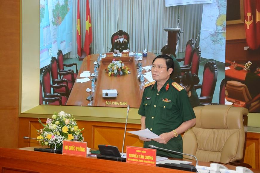Bản tin Quân sự Quốc phòng: Bộ Quốc phòng tổ chức Hội nghị xét điểm chuẩn tuyển sinh quân sự năm 2021