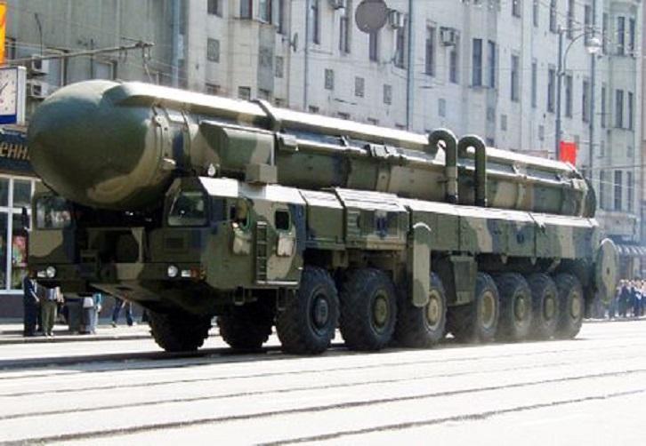 Tên lửa đạn đạo liên lục địa Topol-M ưu việt của Nga