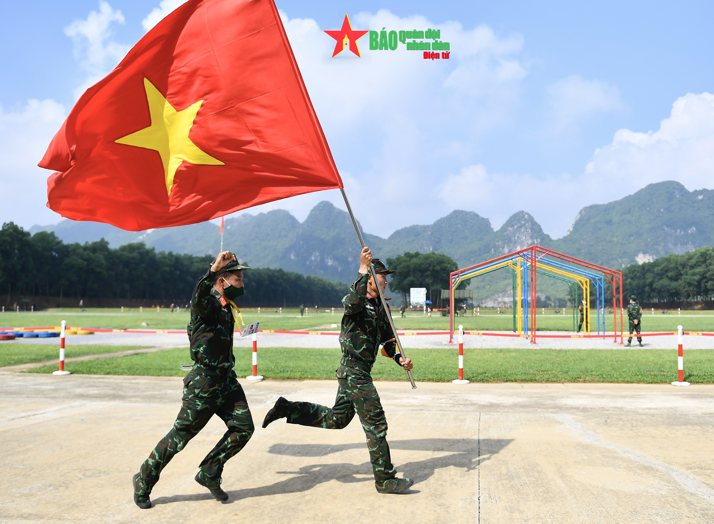 Xạ thủ Việt Nam ghi dấu ấn trên đấu trường Army Games
