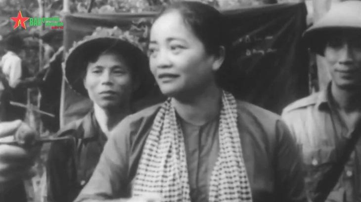 Nữ tướng Nguyễn Thị Định Người đầu tiên chuyển vũ khí vào miền Nam bằng đường biển