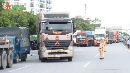 Lá chắn thép bảo vệ Thủ đô Hà Nội