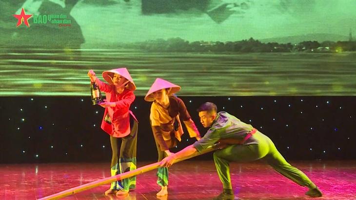 Lan tỏa nét đẹp văn hóa truyền thống và văn hóa quân sự Việt Nam
