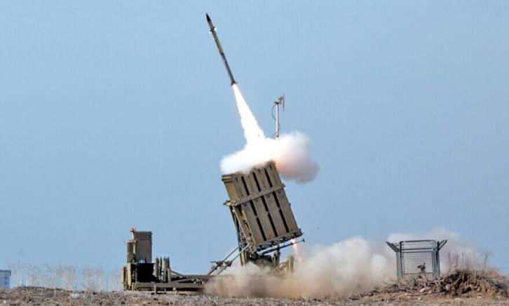 Hệ thống phòng thủ tên lửa tầm ngắn Iron Dome
